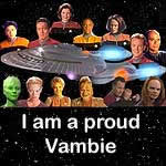 I'm a proud VAMBie